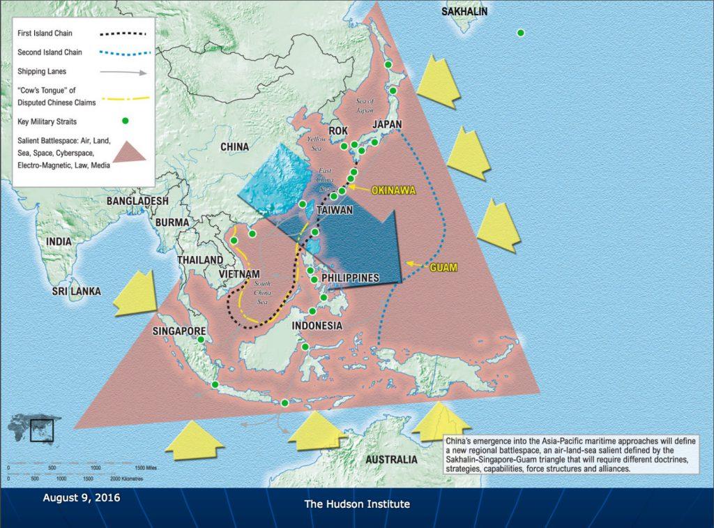 South China Sea Map1