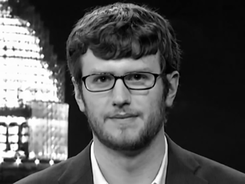 Matt Purple is a policy fellow at the Defense Priorities Foundation, a libertarian-oriented think tank. (Courtesy of Defense Priorities)